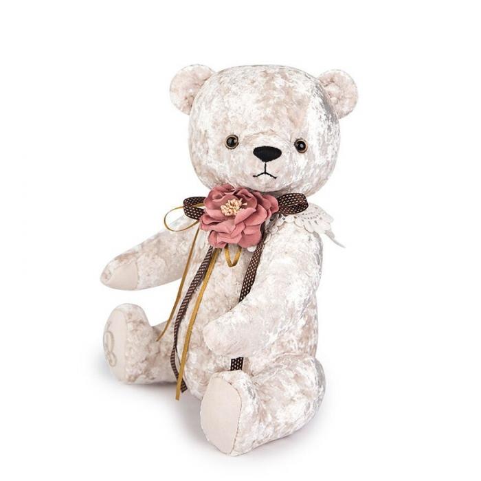 Медведь БернАрт (белый)