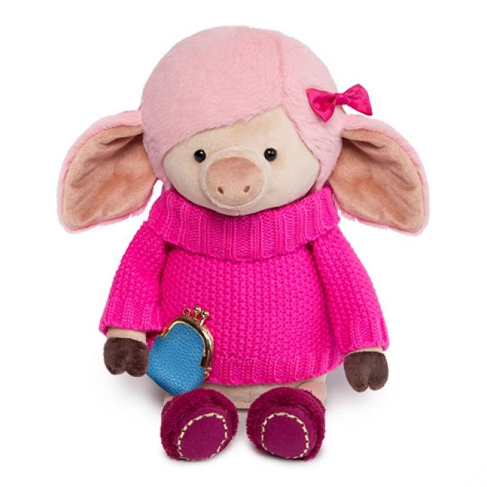Мягкая игрушка Свинка Виктория
