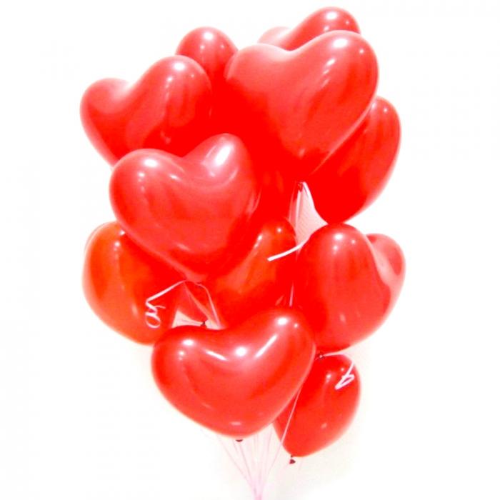 """Воздушные шарики """"Сердце"""""""