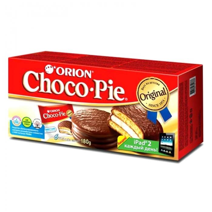 Choco Pie 6 шт