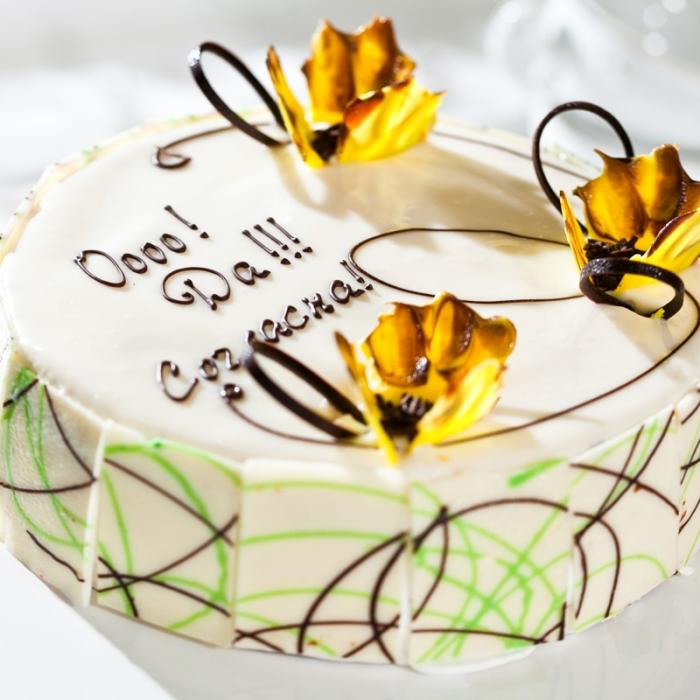 Торт «Чизкейк Грушевый» Love (Предзаказ 1 день)