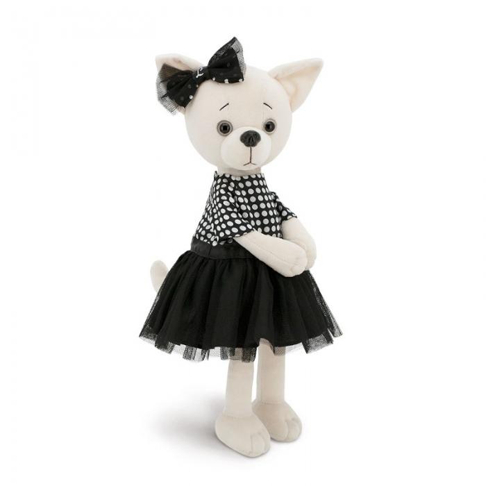 Собачка Lucky Doggi Lili в стиле Коко