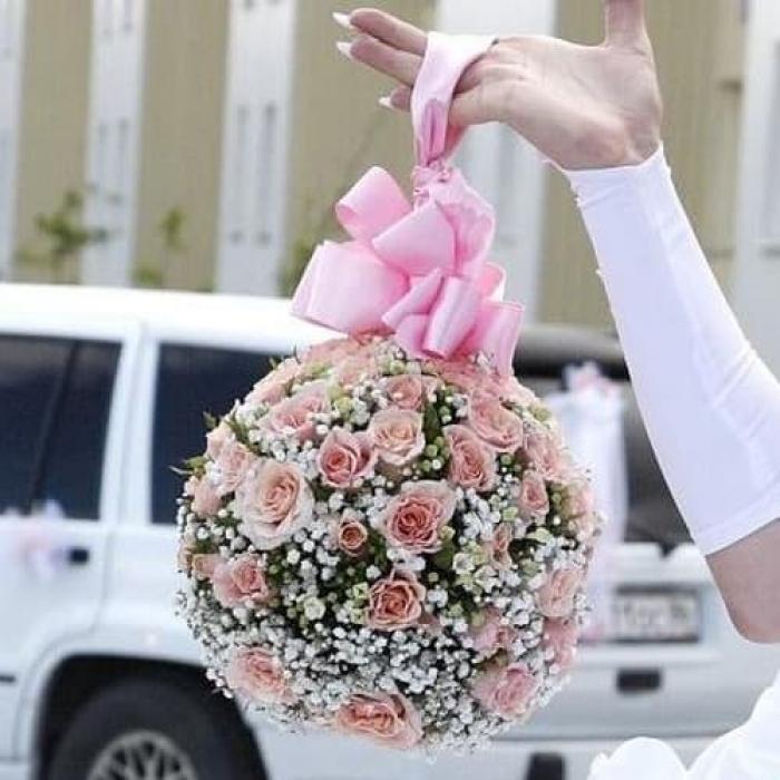 Свадебный букет - 23