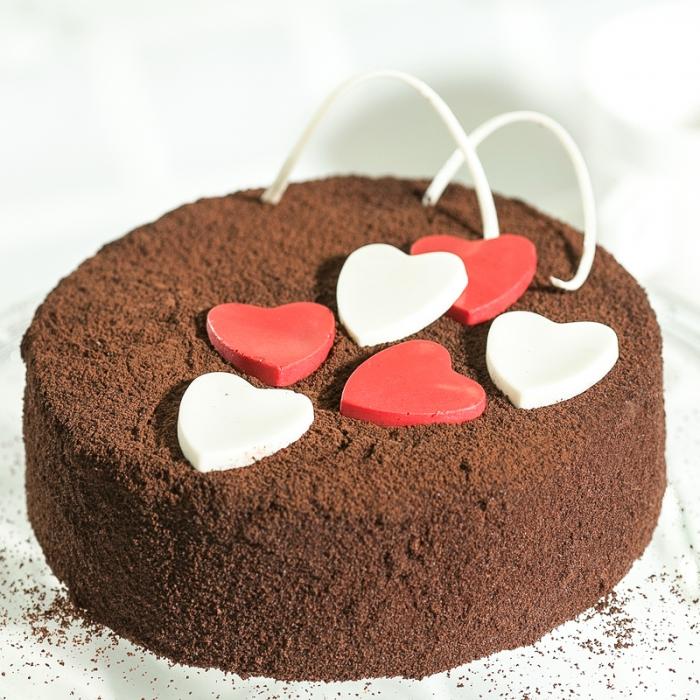 торт «Шоколадное танго»  (Предзаказ 1 день)