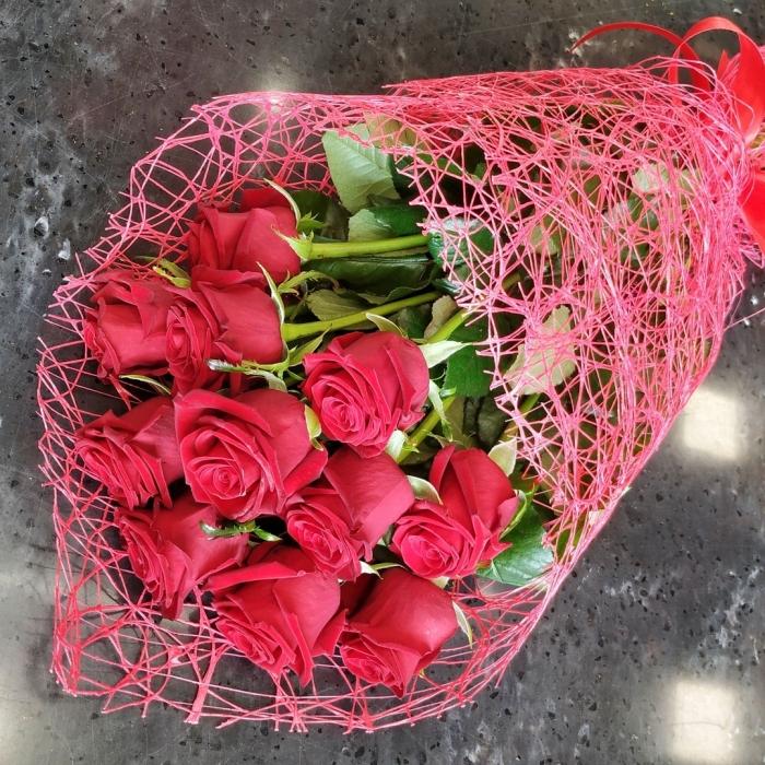 Букет из 11 роз Премьер