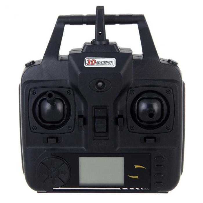 Радиоуправляемый квадрокоптер SPL X5C