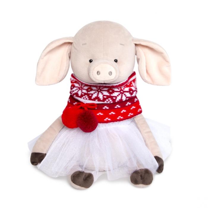 Мягкая игрушка Свинка Симона Пятакова
