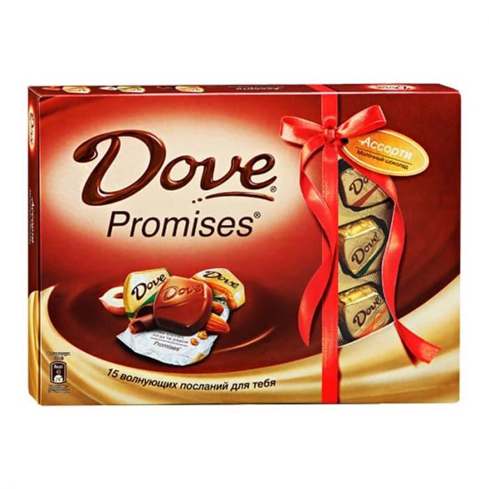 Шоколадный набор Dove Promises Ассорти