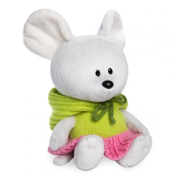 Мышка Пшоня в платье с капюшоном