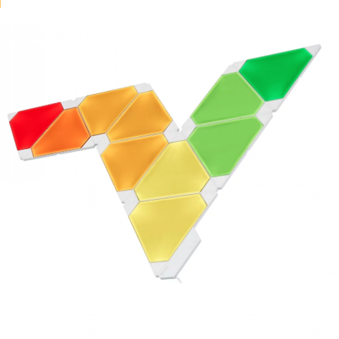 Светильник светодиодный Nanoleaf Light Panels Rhythm Smarter Kit