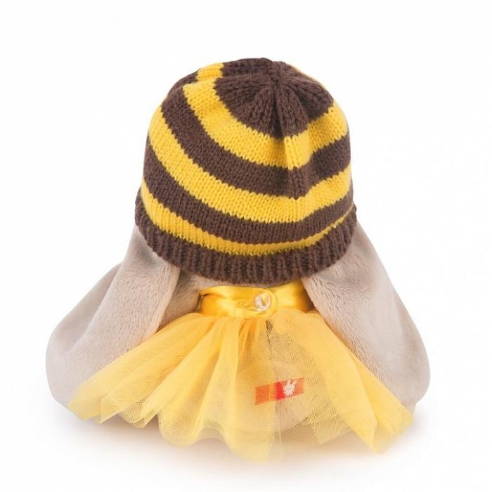 Зайка Ми в шапке-пчелка 18 см