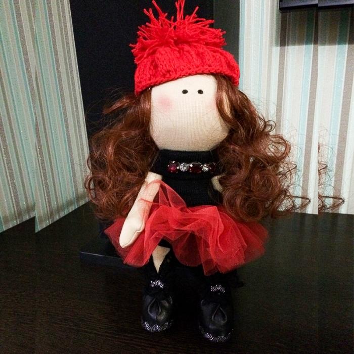 Кукла Жанна 30 см
