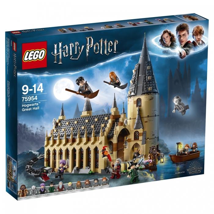 Конструктор LEGO Harry Potter Большой зал Хогвартса