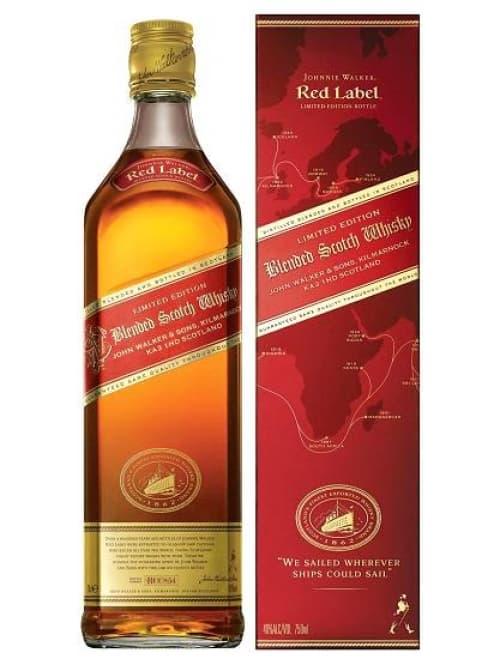 Виски Johnnie Walker Red Label 750 мл