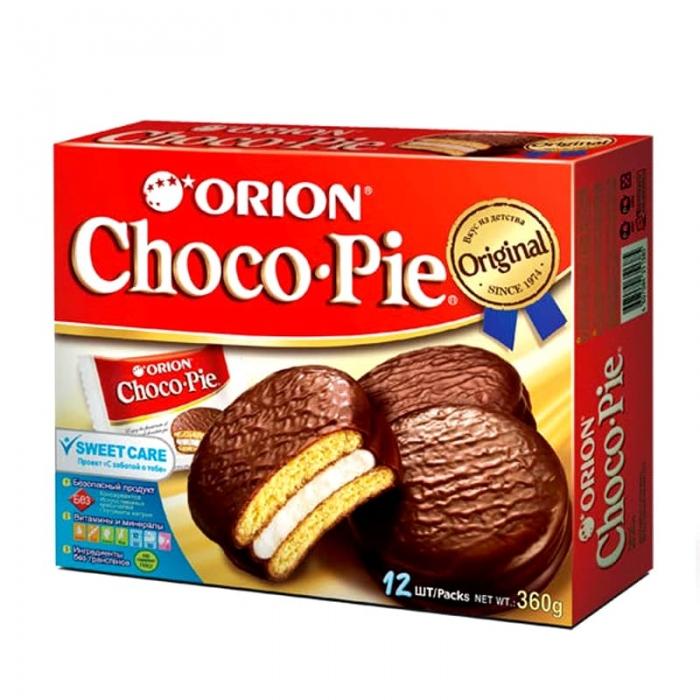 Choco Pie 12 шт