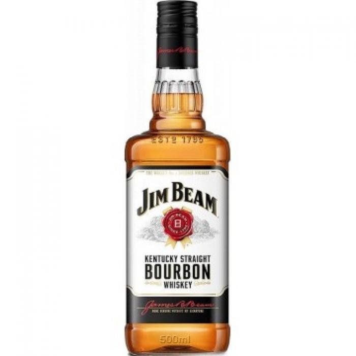 Виски JIM BEAM 40%, 0,7л