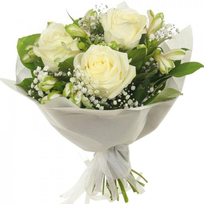 Букет Нежные розы