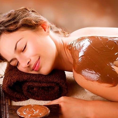 Сертификат Шоколадное обертывание