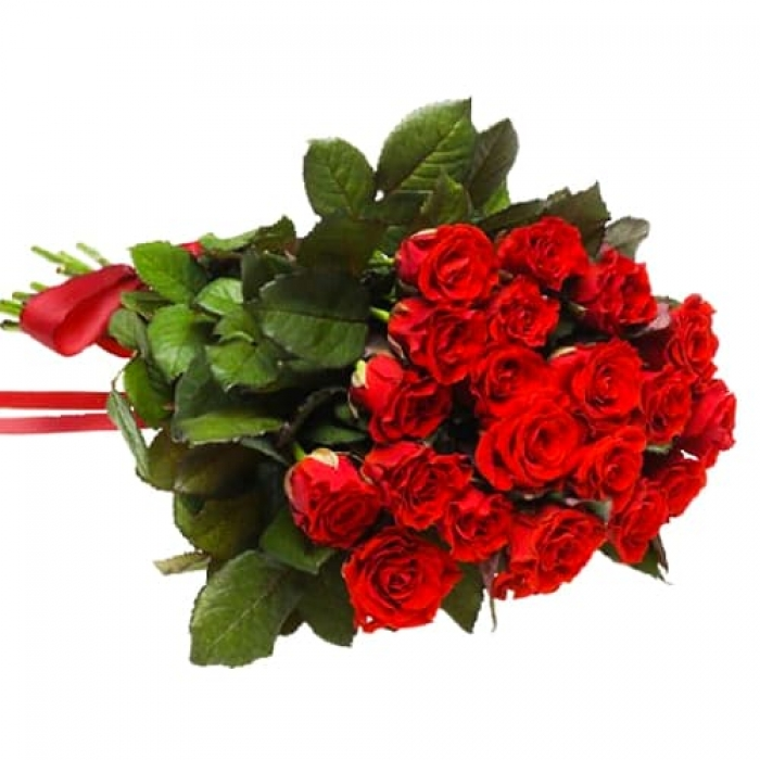 Супер акция! 21 большая роза + 3 классных бонуса!