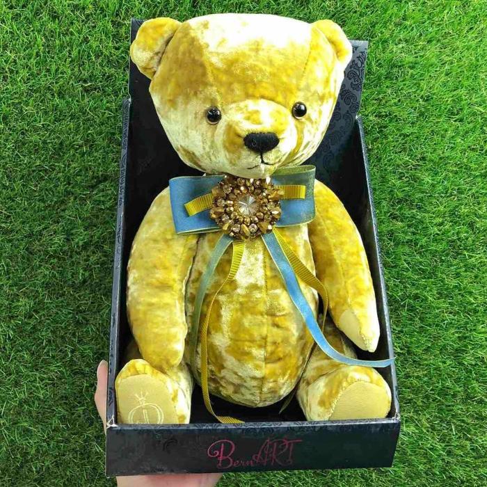 Медведь Берн-Арт золотой
