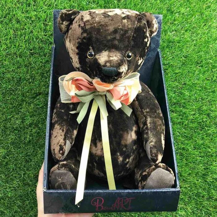 Медведь Берн-Арт коричневый