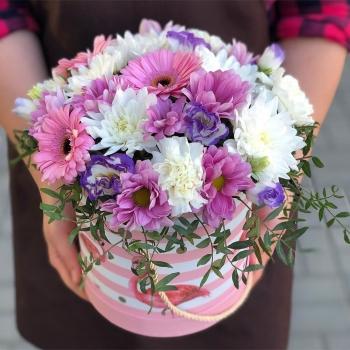 Цветочная композиция Фламенко
