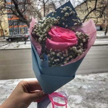 Ми-ми букет Роза