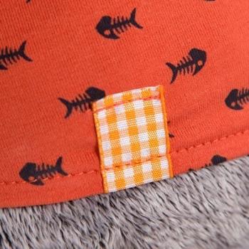 Кот Басик в оранжевой футболке (Предзаказ)