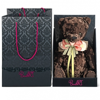 Медведь БернАрт (коричневый)
