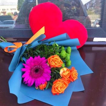 Подарочный набор Мелодия цветов