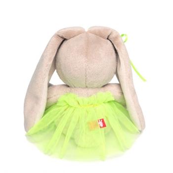 Зайка Ми в ярко-зеленой юбочке фонарик 18 см  (Предзаказ)