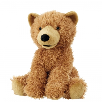Игрушка SCRUFFIES Медвежонок Коричневый