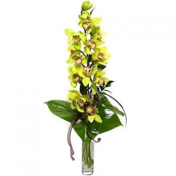"""Букет """"Веточка орхидеи"""""""
