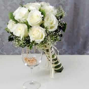 Свадебный букет - 31