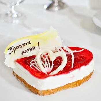 Торт «Панна Котта» Love ( предзаказ 1 день)