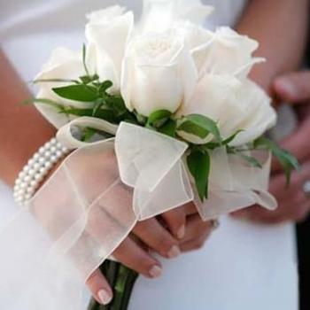 Свадебный букет - 27
