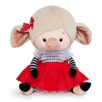 Мягкая игрушка Свинка Парасолька