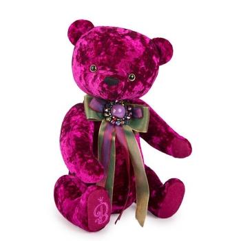 Медведь БернАрт (пурпурный)